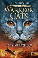 Warrior Cats Staffel 5 Band 2 Donnerschlag Der Ursprung des Clans + BONUS