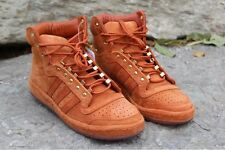 New Adidas Originals Top Ten Hi Basketball Shoes Men's size 9, Leather