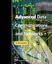 Advanced Data Communications and Networks by W. Buchanan (1998, Paperback,...