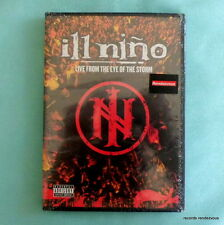 Ill Nino Live From The Eye Of Storm DVD [R:1] *NEW Orig 2004 US Ver Machine Head
