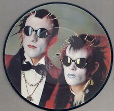 TIK and TOK - Summer in the city/Crisis - Survival Records - Picture Disc - 1982
