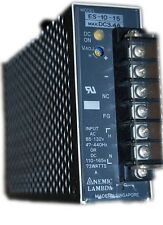 Lambda ES-10-15 One Year Warranty !