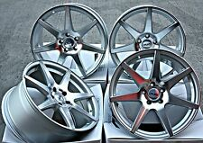 "18"" CRUIZE Z1 HS ALLOY WHEELS FIT VOLVO S40 S60 S80 S90 V40 V50 V60 V70"