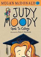 Judy Moody Goes to College by Megan McDonald (Paperback) New Book