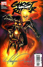 GHOST RIDER #1 SIGNED BY ARTIST MARK TEXEIRA (LG)
