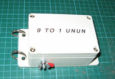 HEAVY DUTY 9:1 UNUN 400 Watts 1.8-54MHz Ham Radio for icom kenwood YAESU ALINCO