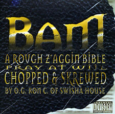 NEW - Rough Z'aggin Bible : Screwed by Bam