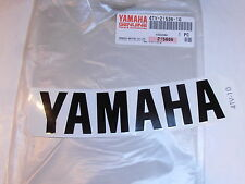 YAMAHA YZF1000 NOS GENUINE STICKER EMBLEM x1