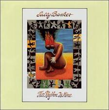 Sally Barker : The Rhythm Is Mine CD (1996)