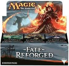 Fate Reforged booster box magic the gathering mtg FREE EXPEDITED SHIPPING