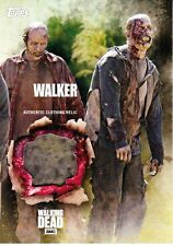 The Walking Dead 5 temporada Disfraz reliquia tarjeta Walker (B)