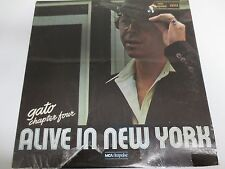 GATO BARBIERI~Chapter Four~Alive In New York~Factory Sealed Vinyl LP ASD-9303