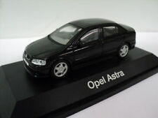 Vauxhall Opel Astra G notchback Model Car 1/43 made by Schuco NOS Boxed
