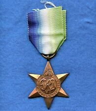 Canada WW2 Atlantic Star War Medal