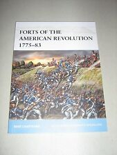 Fortress: Forts of the American Revolution 1775-83 by René Chartrand (2016,...