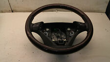 97 Volvo 960 S80 S60 XC90 Wood Grain Steering Wheel 14926 ASM22