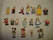 lot 18 Walt Disney's disneykins années 1960 Marx toys figurines Disney