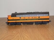HO Scale 1990's Stewart/KATO Great Northern Locomotive, Made in Japan