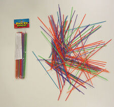 1 SET OF NEW PLASTIC PICK UP STICKS  PICK-UP STIX GAME TOY PARTY FAVORS