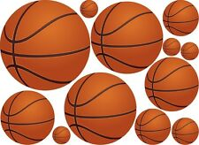 36 Basket Ball Wall Decor Art Stickers Decals Vinyls