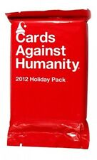 Cards Against Humanity 2012 Holiday Pack Sealed New