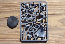 40K Space Marines Raven Guard Shadow Captian Solaq Sprue