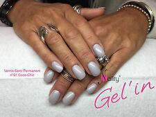 Vernis Semi Permanent NAILITY UV/LED/CCFL n°61 Coco Chic 15ml GEL POLISH USA