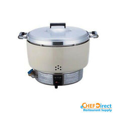 New Rinnai Rice Natural Gas Cooker (55 Cups) NSF Commercial RER-55ASN