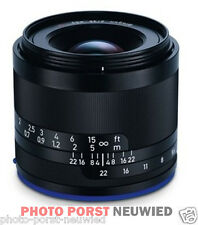 Zeiss Loxia 2/35mm E-MOUNT PER SONY ILCE 7/7s/7r