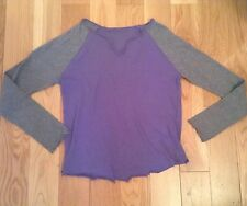 Bnwtt 100% auth zadig voltaire à manches longues mince pull. taille 10/12 ans rrp £ 95