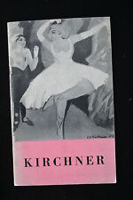 ERNEST LUDWIG KIRCHNER EXHIBITION CATALOGUE OTTO M GERSON NEW YORK DIE BRUCKE
