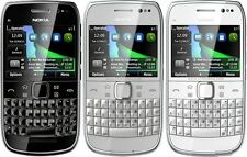 NOKIA E6-00 SMARTPHONE WIFI 8GB 8MP CAMERA QWERTY KEYPAD.