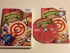Arcade Shooting Gallery - Nintendo Wii Game Complete with case and instructs