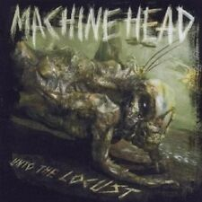"MACHINE HEAD ""UNTO THE LOCUST"" CD + DVD NEU"