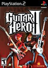 Guitar Hero II 2 For SONY PlayStation 2 PS2 Console System