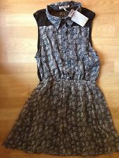 NWT, Urban Outfitters Dress, Lucca Couture Dress, Black Lace, Size L Large, $69