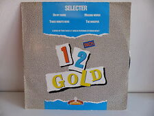 """MAXI 12"""" SELECTER 12 inch gold : On my radio ... OG 4017"""