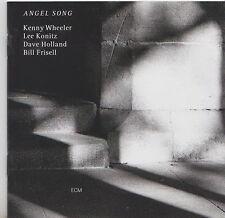 KENNY WHEELER  CD ECM ANGEL SONG LEE KONITZ FRISELL HOLLAND