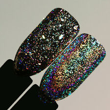 0.2g BORN PRETTY Galaxy Holo Flakes Nail Holographic Glitter Powder Paillette