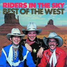 RIDERS IN THE SKY - Best Of The West CD ** BRAND NEW : STILL SEALED **