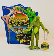 Creature From The Black Lagoon Bally Pinball Promo Display + Key Fob + Figure