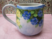 ENGLAND 1920-30'S, EDWARD RADFORD, BURSLEM POTTERY JUG/PITCHER/VASE.*READ*