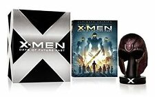 X-men Days Of Future Past [blu-ray] Collector's Edition With Magneto Helmet Gift