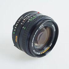 = Minolta MD Rokkor X 50mm f1.4 Lens for Minolta MD Mount SLR Cameras #58