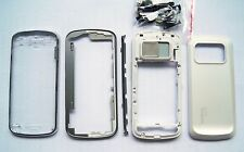 White case fascia housing cover facia faceplate for Nokia N97