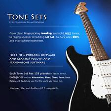 768 Patches ! Line 6 POD Farm Gearbox GuitarPort Vst Plugin PODXT Presets -SALE-