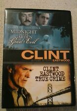 Midnight In The Garden Of Good And Evil/True Crime. (DVD) Brand new not sealed.