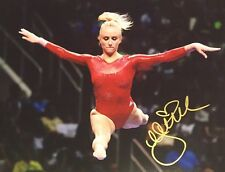 NASTIA LIUKIN SIGNED 11x14 OLYMPIC PHOTO GYMNIST GYMNATICS USA GOLD MEDALIST