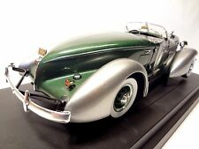 1935 Auburn 851 Speedster 1:18th scale die cast Ertl Co. Cord 810 812 1936 852