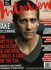 Interview Magazine October 2007 Jake Gyllenhaal Kanye West Sean Penn Viggo Morte